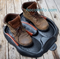 ihocon: Heavy Duty Boot Scraper Mat
