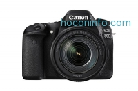 ihocon: Canon EOS 80D Digital SLR Kit with EF-S 18-135mm f/3.5-5.6 Image Stabilization USM Lens (Black)