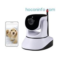 ihocon: Security Camera, Nexgadget 720P Wireless IP Camera Home Surveillance WiFi Camera Pan Tilt with Two-Way Audio, Night Vision, Baby Pet Video Monitor Nanny Cam, Motion Detection P2P Network Camera