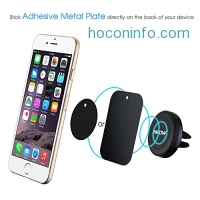 ihocon: Mpow Air Vent Magnetic Car Phone Mount 汽車磁性手機固定架[2 PACK]