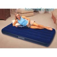 ihocon: Intex Twin 8.75 Classic Downy Inflatable Airbed Mattress 空氣床