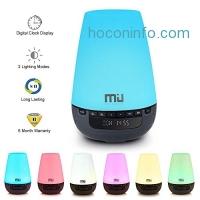 ihocon: MIU COLOR 300ml Ultrasonic Essential Oil Diffuser LED超音波精油擴香機/室內加濕器