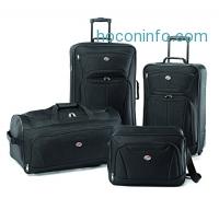 ihocon: American Tourister Luggage Fieldbrook II 4 Piece Set行李箱組