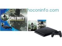 ihocon: PlayStation 4 Slim 500GB Console - Call of Duty Infinite Warfare Bundle