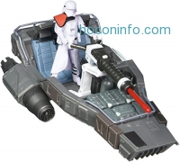 ihocon: Star Wars E7 First Order Snowspeeder Action Figure
