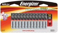 ihocon: Energizer MAX AAA Batteries, Designed to Prevent Damaging Leaks (24-Count)