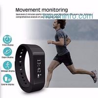 ihocon: LEGIANT D6 Plus IP67 Waterproof Bluetooth Pedometer Tracking Sleep Monitor Smart Wristband Bracelet智能運動手環