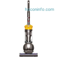ihocon: Dyson Ball Multifloor Upright Vacuum, Yellow (Certified Refurbished)