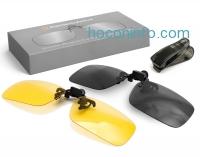 ihocon: Duco Unisex Wear Over Prescription Glasses Rx Glasses Polarized Sunglasses 8953