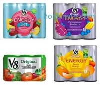 Amazon現在V8蔬菜汁及各式果汁