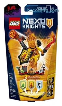 ihocon: LEGO Nexo Knights 70339 Ultimate Flama Building Kit (67 Piece)