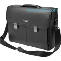 ihocon: Kensington LM550 Laptop and Tablet Briefcase (Black)