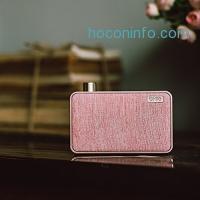 ihocon: EMIE Canvas Bluetooth Stereo Speaker藍芽無線立體聲喇叭