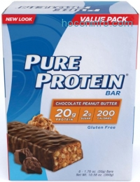 ihocon: Pure Protein Chocolate Peanut Butter, 50 gram, 6 count Multipack