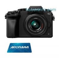 ihocon: Panasonic Lumix DMC-G7 Mirrorless Camera w/14-42mm Lens  + $150 Adorama Gift Certificate
