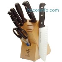 ihocon: J.A. Henckels International Fine Edge Pro 7-pc Knife Block Set