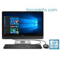 ihocon: Inspiron 5000 23.8 Full HD Touchscreen All-in-One Desktop Computer, Intel Core i5-6400T 2.2GHz, 8GB RAM, 1TB HDD, Windows 10 Home