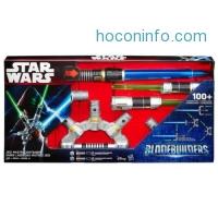 ihocon: Star Wars 星際大戰/星球大戰 絕地大師光劍Bladebuilders Jedi Master Lightsaber