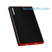 ihocon: KMASHI 20000mAh Qualcomm Quick Charge 3.0 Power Bank快速充電行動電源