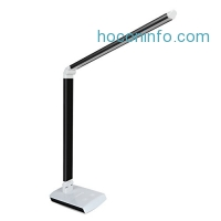 ihocon: Deckey Dimmable 10W LED Desk Lamp,Touch-sensitive Control Panel,Eye-caring Table Lamp,Energy Efficiency,4 Color Modes 光線微調LED護眼桌燈