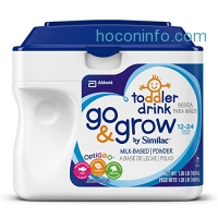 ihocon: Go & Grow by Similac, Stage 3 Milk Based Toddler Drink, Powder, 22.08 Ounces  (Pack of 6)