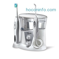 ihocon: Waterpik WP-950 Complete Care 7.0 Water Flosser and Sonic Tooth Brush