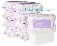 ihocon: Amazon Elements Baby Wipes, Sensitive, Resealable Packs with Tub, 720 Count