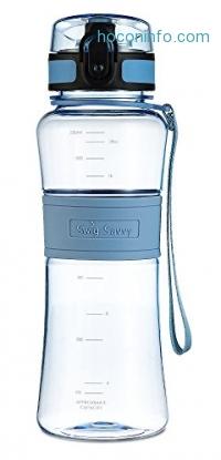 ihocon: Swig Savvy 18 oz Triton Water Bottl, BPA-Free水瓶