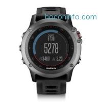 ihocon: Garmin Fenix 3 Multi-Sport Training GPS/GLONASS Fitness Watch