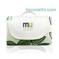 ihocon: MIUCOLOR Waterproof Picnic Blanket-Triple Layers 可折疊收納, 三層防水野餐地墊