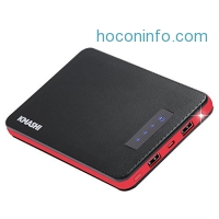 ihocon: KMASHI 20000mAh Quick Charge 2.0 Battery Power Bank 快速充電行動電源