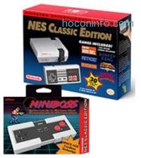 ihocon: Nintendo NES Classic Edition with Miniboss Wireless Controller