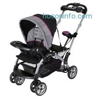 ihocon: Baby Trend Sit N Stand Ultra Stroller, Millennium Raspberry