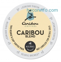 ihocon: Caribou Coffee Caribou Blend Coffee K-Cups 膠囊咖啡 96個