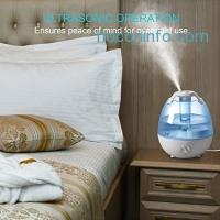 ihocon: Ultrasonic Cool Mist Humidifier超音波室內加濕器