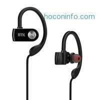 ihocon: BTK-M12 Bluetooth Noise Cancelling Headphones with Mic藍芽無線消噪麥克風耳機