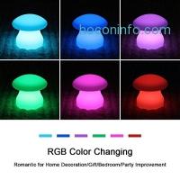 ihocon: LOFTE 16 Color Changing LED Wireless Night Lights多色變換無線燈
