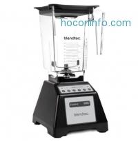 ihocon: Blendtec TB-621-25 Total Blender, WildSide Jar+ Black (Manufacturer refurbished)