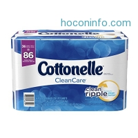 ihocon: Cottonelle CleanCare Family Roll Toilet Paper, Bath Tissue, 36 Rolls