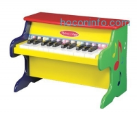 ihocon: Melissa & Doug Learn-To-Play Piano With 25 Keys and Color-Coded Songbook