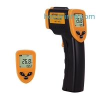 ihocon: [Non-Contact]RIVERSONG Infrared Thermometers, -58 to 716°F (-50 to 380°C)紅外線免接觸測温槍