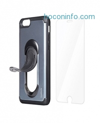 ihocon: Inateck iPhone 6 / 6s Case with Tempered Glass Screen Protector