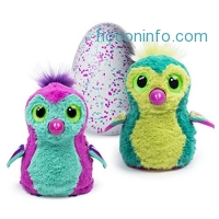 ihocon: Hatchimals Penguala - Teal/Pink 神密寵物蛋