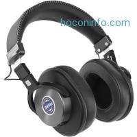 ihocon: Senal SMH-1200 - Enhanced Studio Monitor Headphones (Onyx)