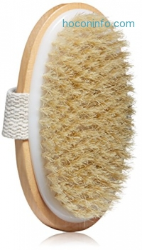 ihocon: Fantasea Natural Bristle Body Brush