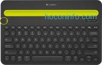 ihocon: Logitech - K480 Bluetooth Multidevice Keyboard