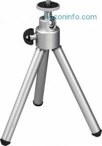 ihocon: Insignia™ - 5.5 Mini Tripod - Silver
