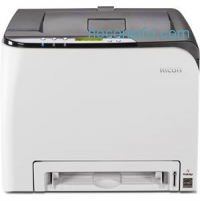ihocon: Ricoh SP C250DN Color Wireless Laser Printer, 21 ppm B&W and Full-Color/12 ppm Duplex, 2400x600 dpi, 250 Sheet Standard Input Tray