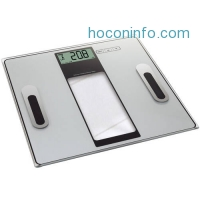 ihocon: Super Slim Body Fat/Hydration Monitor Scale - Walmart.com