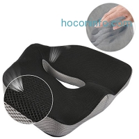 ihocon: Comfort Memory Foam Seat Cushion記憶棉座墊